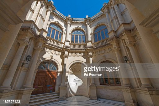 Venetian Loggia in Heraklion, Crete