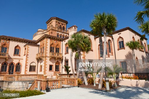 Venetian Mansion in Florida