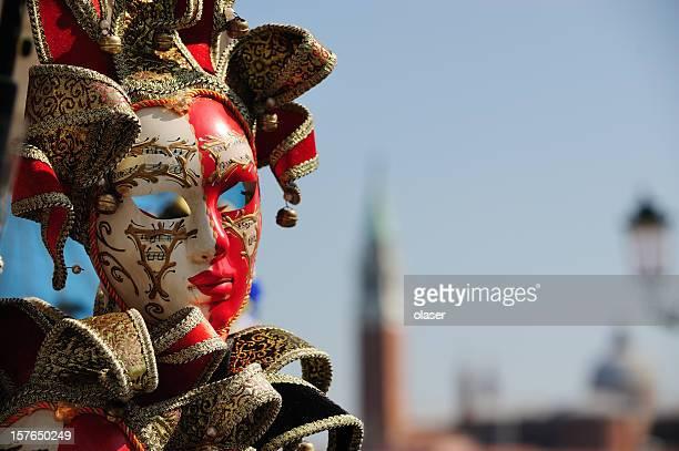 Venezianische mask