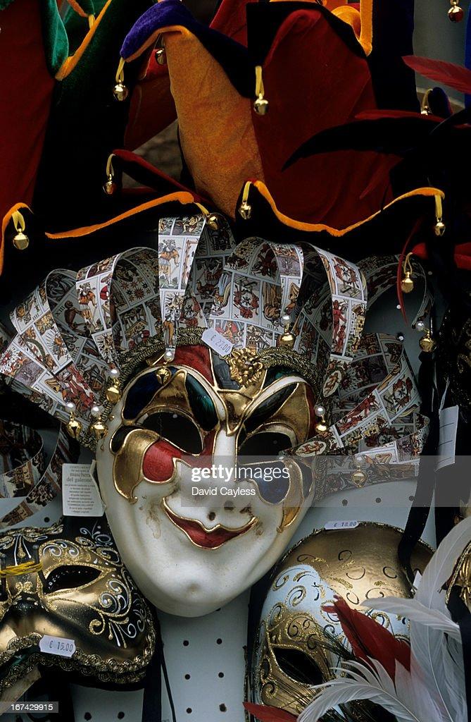 Venetian mask : Foto de stock