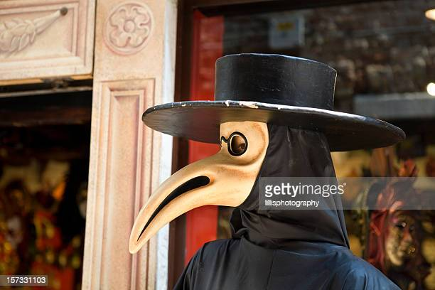 Magasin Masque vénitien venise en Italie