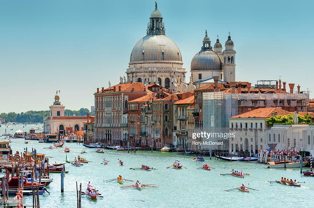 Venetian Regatta