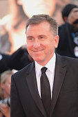 Venezia 71 Jury Member Tim Roth attends the Opening Ceremony and 'Birdman' premiere during the 71st Venice Film Festival at Palazzo Del Cinema on...