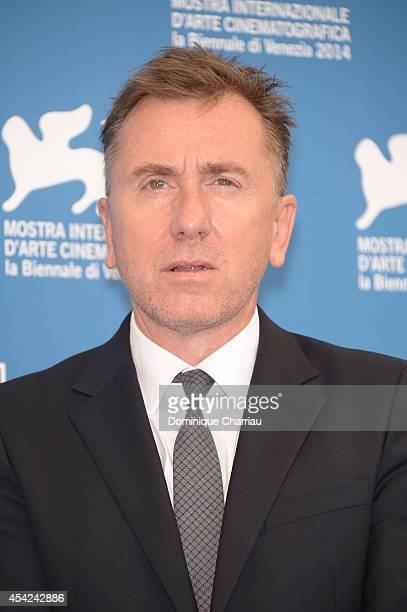 Venezia 71 jury member Tim Roth attends the Opening Photocall during the 71st Venice International Film Festival on August 27 2014 in Venice Italy