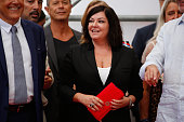 'Venezia 72' Jury member Lynne Ramsay attends the Jury Photocall during the 72nd Venice Film Festival on September 2 2015 in Venice Italy