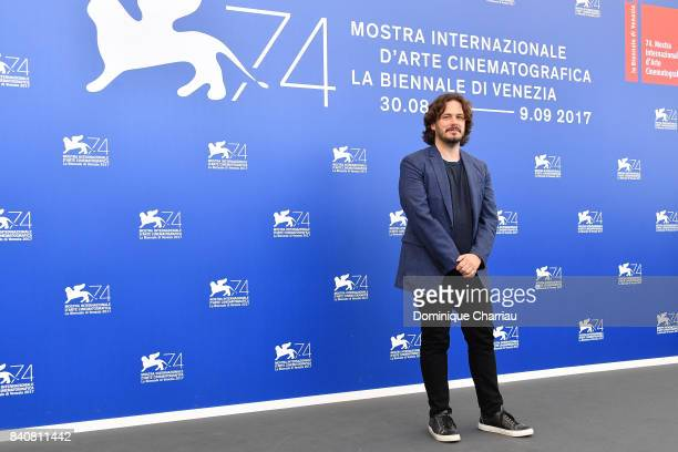 'Venezia 74' jury member Edgar Wright attends the Jury photocall during the 74th Venice Film Festival at Sala Casino on August 30 2017 in Venice Italy