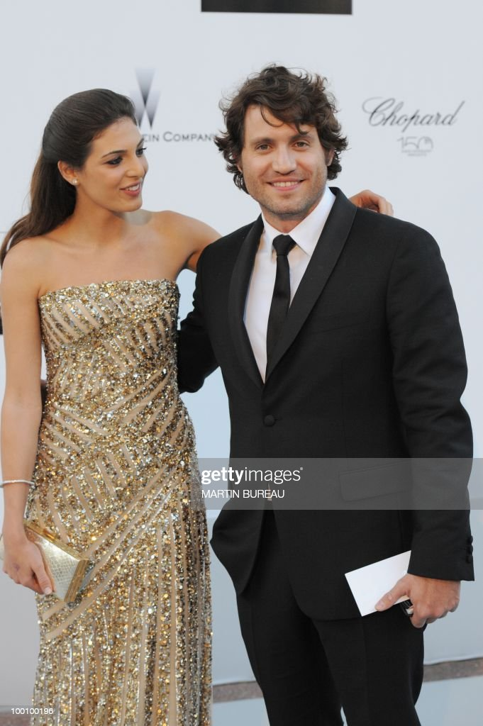 Venezuelan actor Edgar Ramirez arrives a