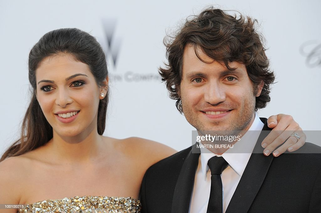 Venezuelan actor Edgar Ramirez arrives at amfAR's Cinema Against Aids 2010 benefit gala on May 20, 2010 in Antibes, southeastern France.