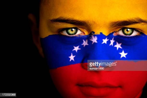Garçon vénézuélien