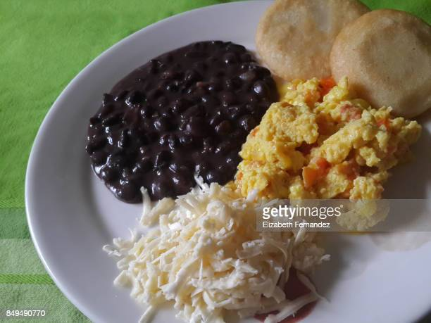 Venezuelan Breakfast