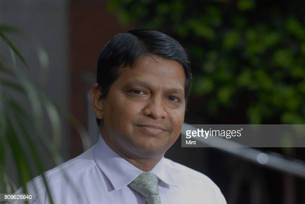 Venguswamy Ramaswamy Global Head for Small and Medium Business at Tata Consultancy Services photographed during an interview with Mint
