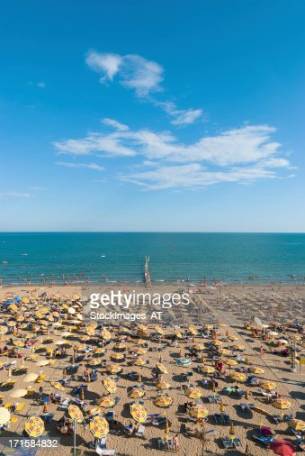 Venice Beach And The Mediterranean Sea