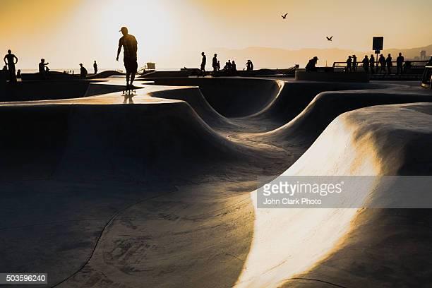 Venice Beach Skate Plaza
