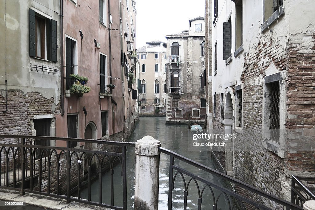 Venice canal : Stock Photo