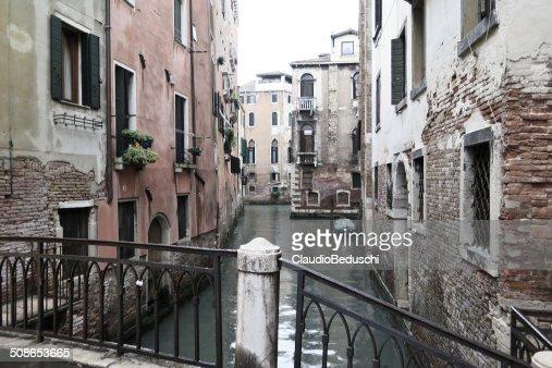 Venice canal : Stock Photo