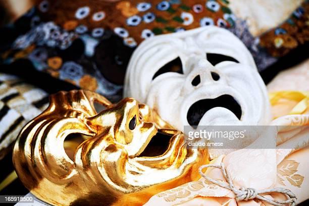 Carnaval de Venise. Image en couleur