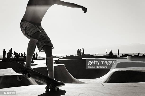 Venice ceach skatepark