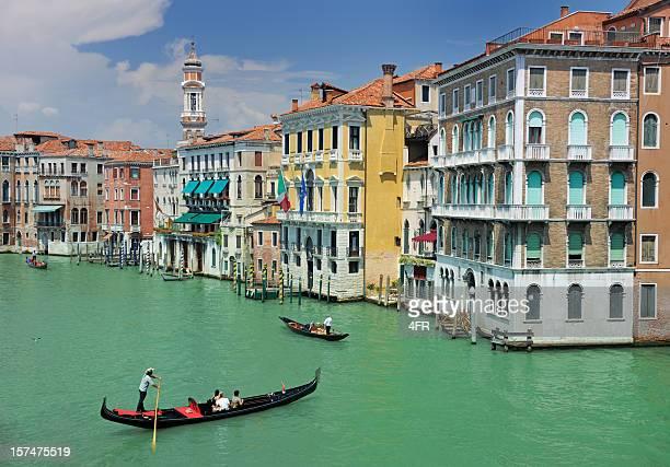 Venice Grand Canal with Gondola (XXXL)