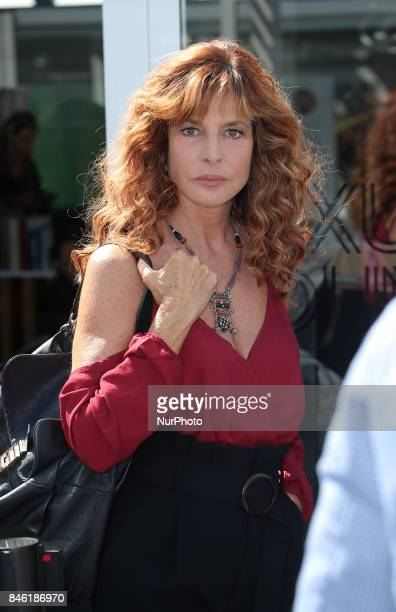 Venice Italy 08 September 2017 Giuliana de Sio at the Palazzo del Casino