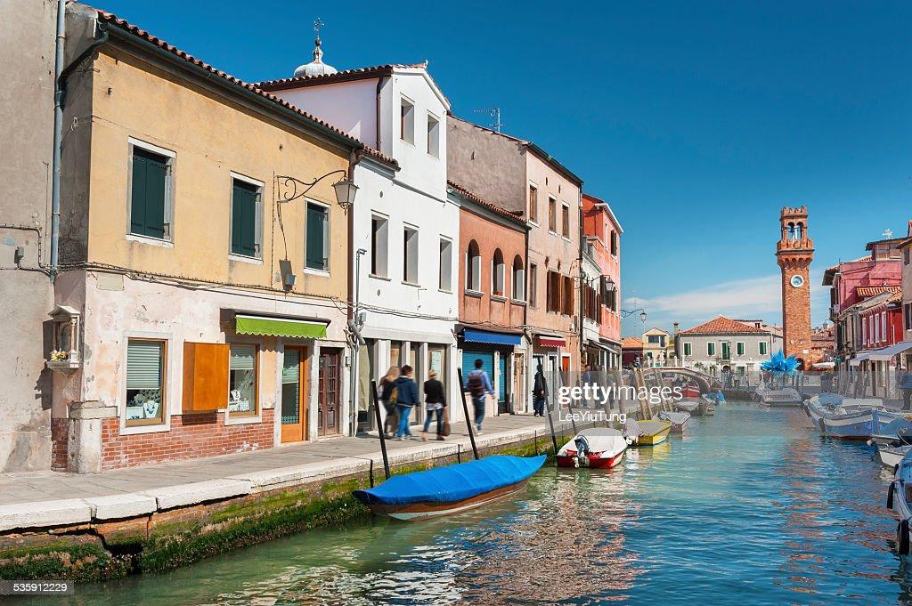 Veneza, Itália : Foto de stock