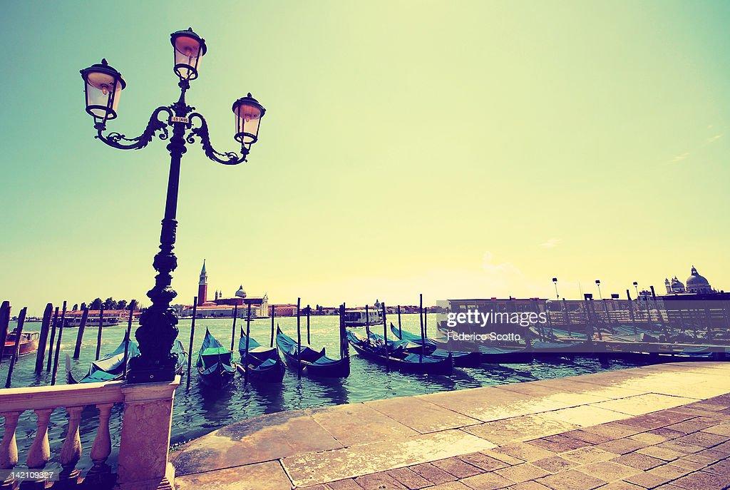 Venice lagoon : Stock Photo