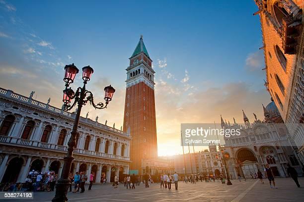 Venice, Piazza San marco, Campanile