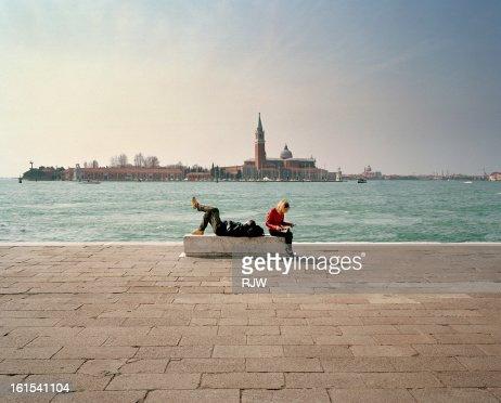 Venice Scene : Stock Photo