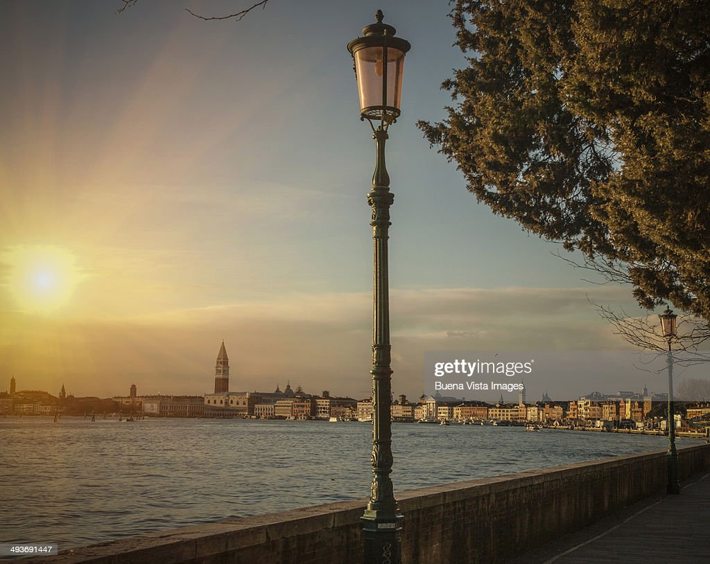 Venice skyline : Stock Photo