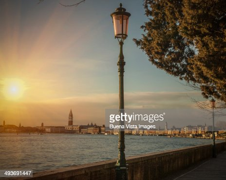 Venice skyline : Stock Photo