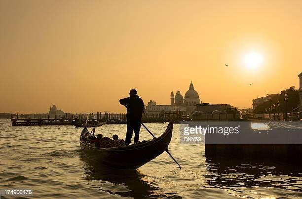 Sonnenuntergang von Venedig