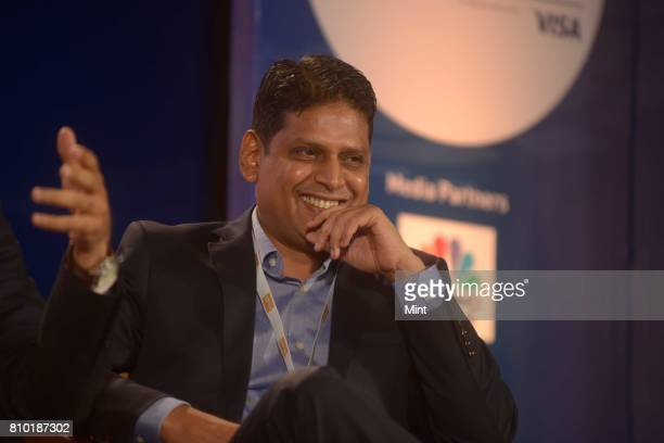 Venkatesh Hariharan Director at iSpirt photographed during MINT Fintech Summit 2017 in Mumbai