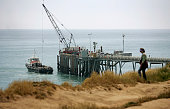 CARPINTERIA CA – MAY 14 2010 – Venoco oil facility's pie May 14 2010 Voters on June 8 will vote on Measure J which will determine whether the...