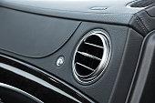 AC Ventilation Deck Luxury Car Interior