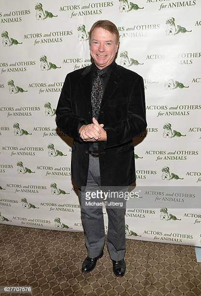 Ventriloquist Jay Johnson attends Actors And Others For Animals' Joy To The Animals luncheon fundraiser at Universal City Hilton Towers on December 4...