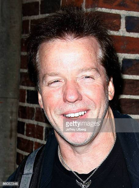 Ventriloquist Jeff Dunham visits 'Late Show with David Letterman' at the Ed Sullivan Theater on April 20 2009 in New York City