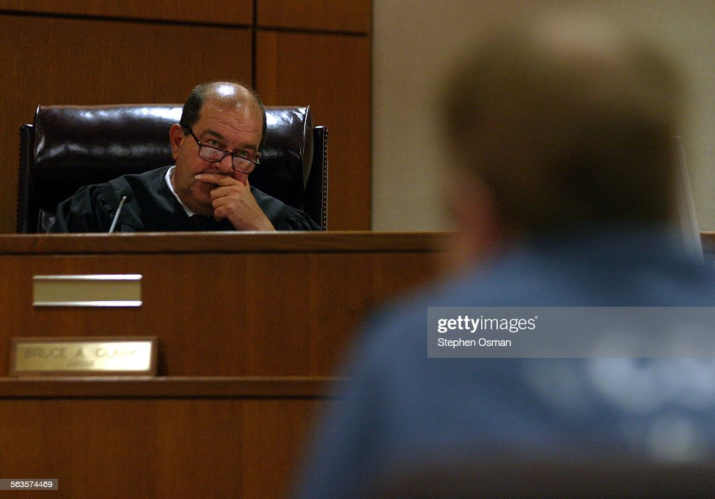 Ventura County Superior Court judge Bruce A Clark left hands down a sentence of 10 years in state prison to former Adolfo Camarillo High School...
