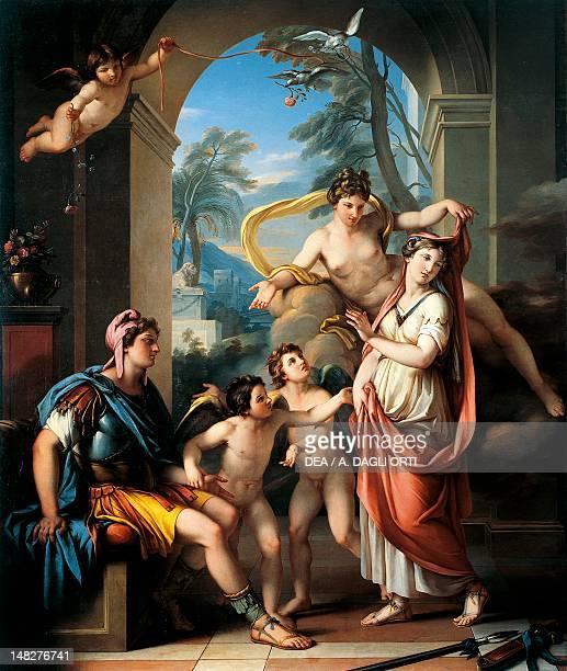 Venus offering Helen to Paris by Gavin Hamilton Roma Museo Di Roma Gabinetto Comunale Delle Stampe