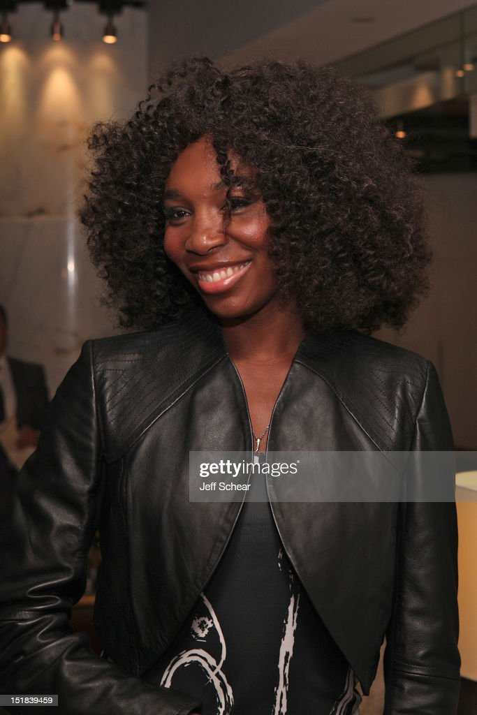 <a gi-track='captionPersonalityLinkClicked' href=/galleries/search?phrase=Venus+Williams&family=editorial&specificpeople=171981 ng-click='$event.stopPropagation()'>Venus Williams</a> attends Annual Charity Day Hosted By Cantor Fitzgerald And BGC Partners on September 11, 2012 in New York, United States.