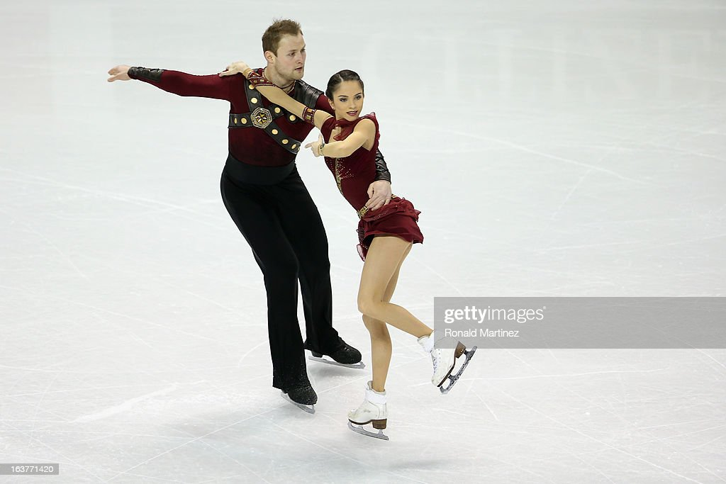 2013 ISU World Figure Skating Championships - Day 3