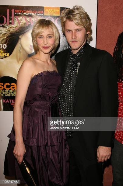 Vera Farmiga and Renn Hawkey during The Hollywood Life 6th Annual Breakthrough of the Year Awards Arrivals at Music Box at the Fonda in Hollywood...