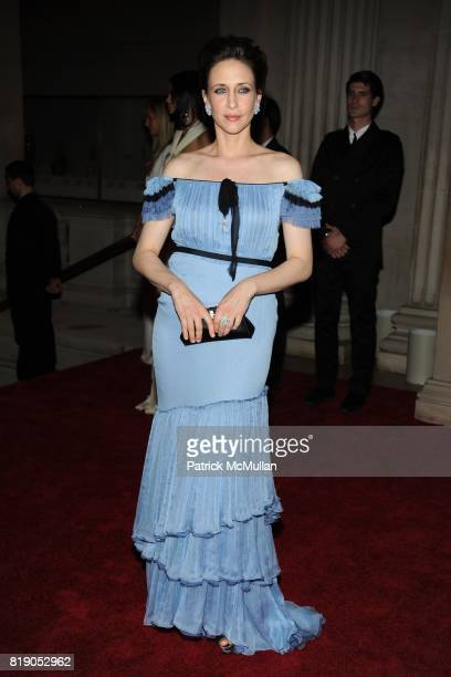 Vera Farmiga attend THE METROPOLITAN MUSEUM OF ART'S Spring 2010 COSTUME INSTITUTE Benefit Gala at THE METROPOLITAN MUSEUM OF ART on May 3rd 2010 in...