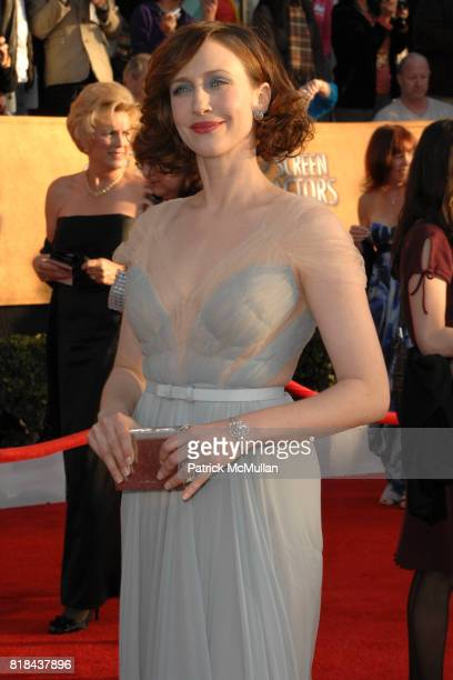 Vera Farmiga attends 16th Annual Screen Actors Guild Awards Arrivals at Shrine Auditorium on January 23 2010 in Los Angeles California