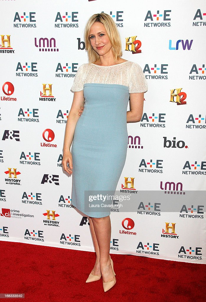 Vera Farmiga attends A&E Networks 2013 Upfront at Lincoln Center on May 8, 2013 in New York City.