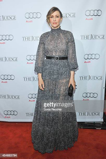 Vera Farmiga attends 'The Judge' PostScreening Event Presented By Audi Canada At Montecito Restaurant 2014 Toronto International Film Festival on...