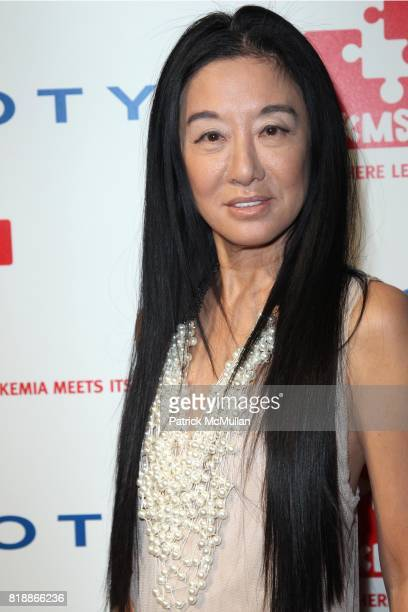 Vera Wang attends DKMS' 4th Annual Gala' LINKED AGAINST LEUKEMIA at Cipriani's 42nd St on April 29 2010 in New York City