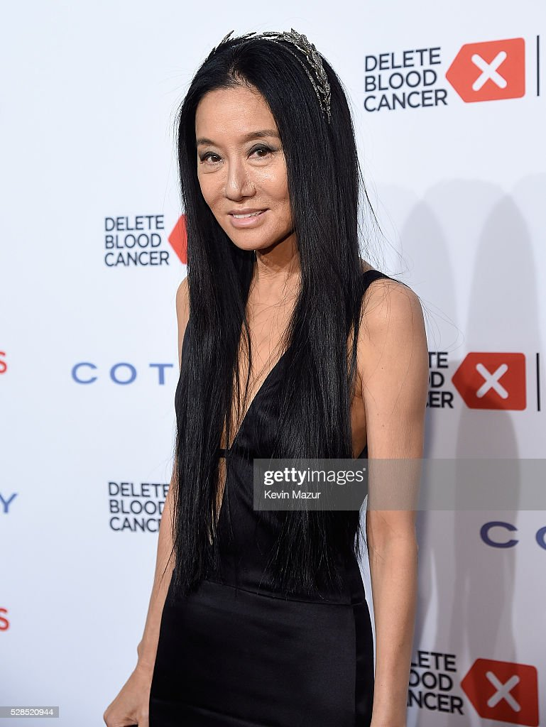 Vera Wang attends the 10th Annual Delete Blood Cancer DKMS Gala at Cipriani Wall Street on May 5, 2016 in New York City.