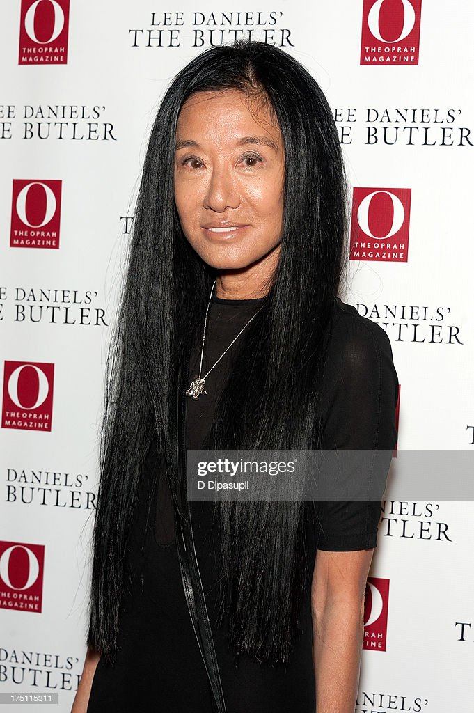 Vera Wang attends 'The Butler' screening at Hearst Tower on July 31, 2013 in New York City.