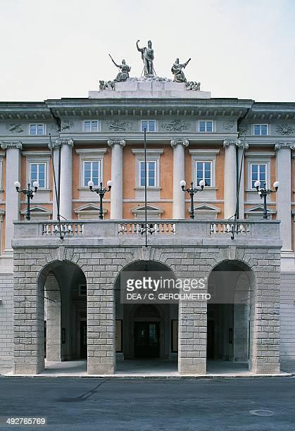 Verdi theatre Trieste FriuliVenezia Giulia Italy