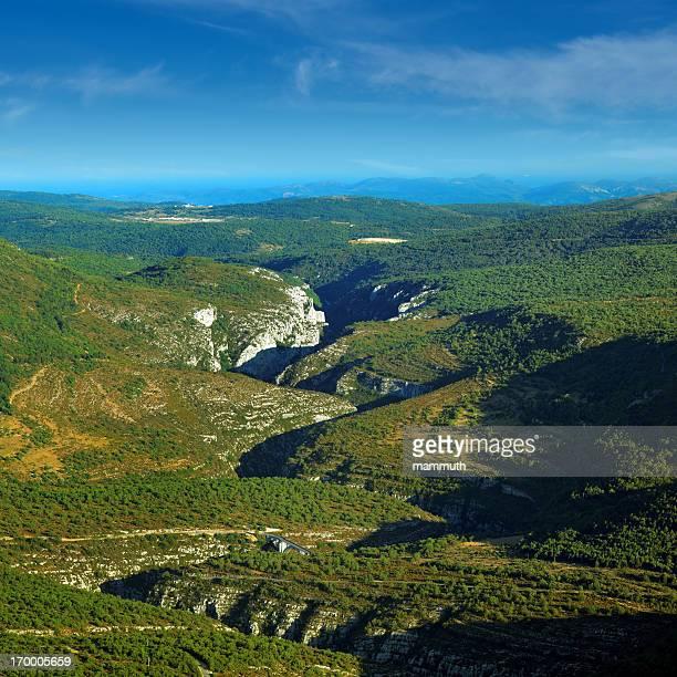 Verdon Gorge  (Gorges du Verdon)