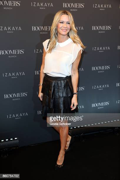 Verena Klein during the grand opening of Roomers IZAKAYA on October 12 2017 in Munich Germany